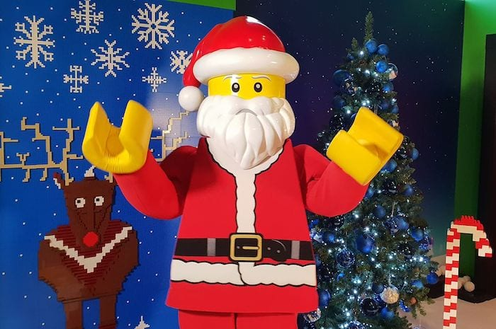 Santa S Grottos In Manchester Where To Find Father Christmas 2019