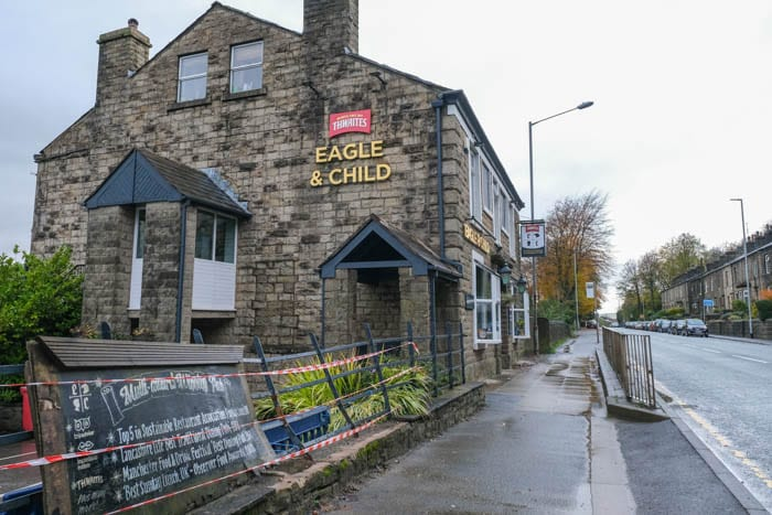 Eagle and Child Ramsbottom